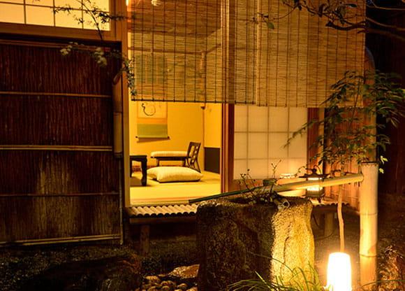 Room1 Tsuki from garden
